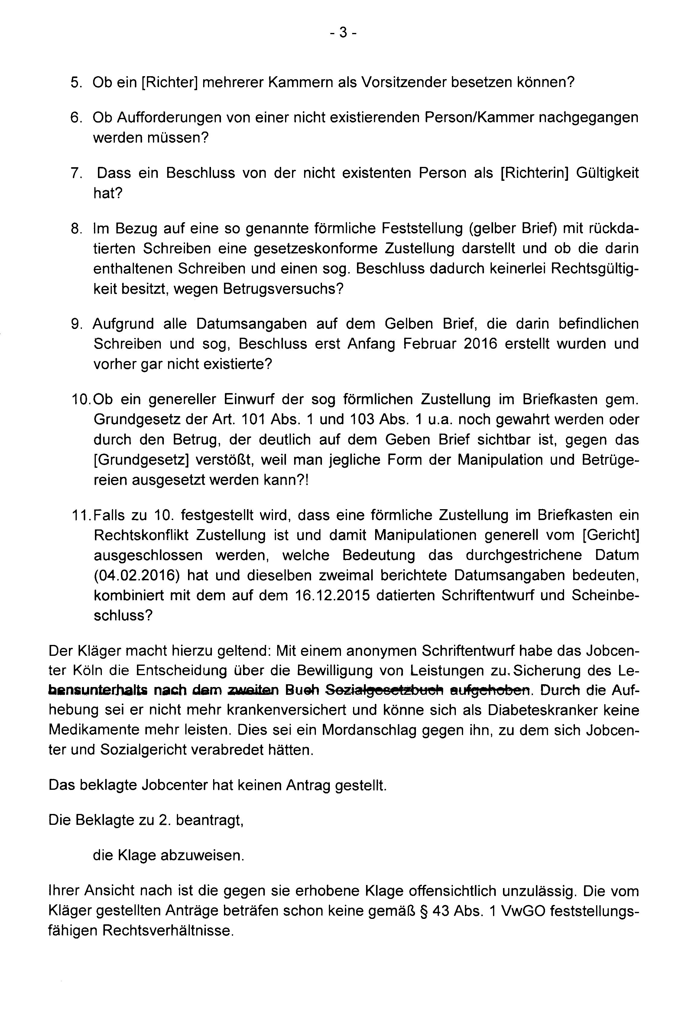 Jobcenter Mitglied Heinz Konrad Rüffer Brd Nazi Justiz Von Dj Silvan