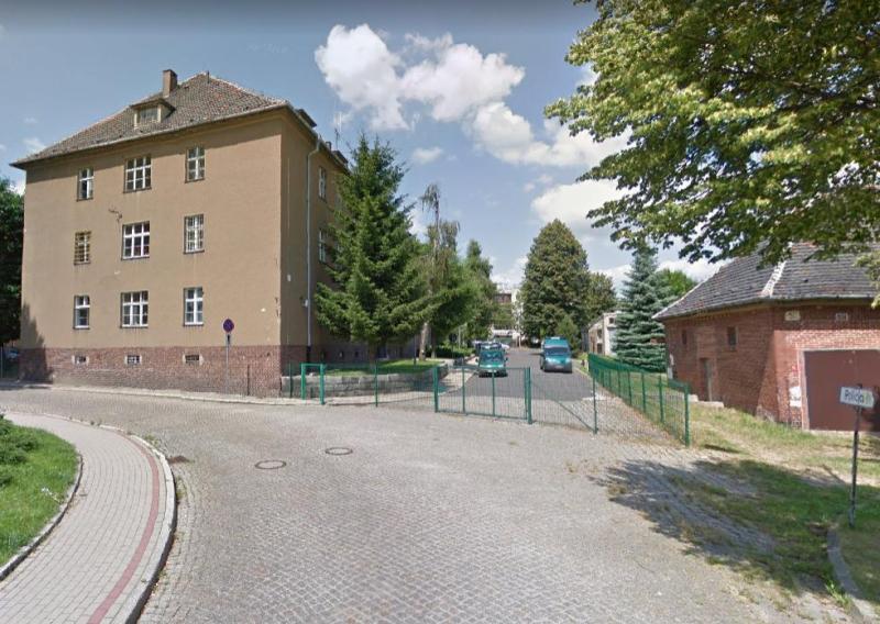 Gebäude Firma Polizei Görlitz