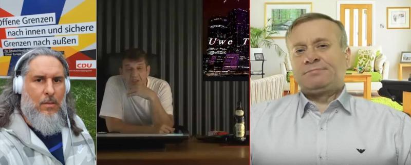 Tim Kellner, Uwe Tagesschlau, Kai Orak